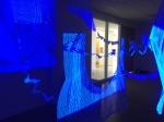 installation art, digital art, sculpture, paper art, contemporary art, projection art, projection, clemson university,